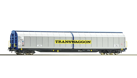 Godsvagn Transwaggon, Roco