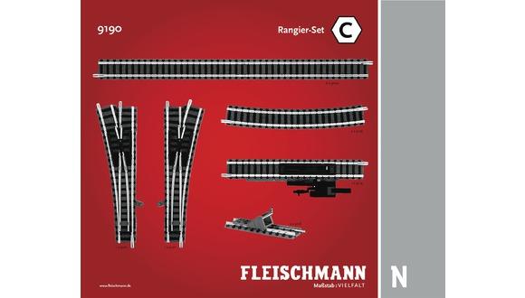 lagerNRangerset C, Fleischmann