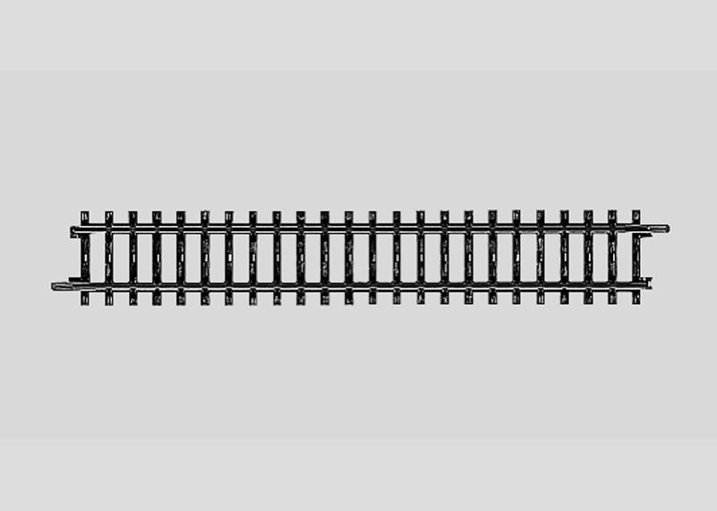 lagerBGleis ger.180 mm, Märklin