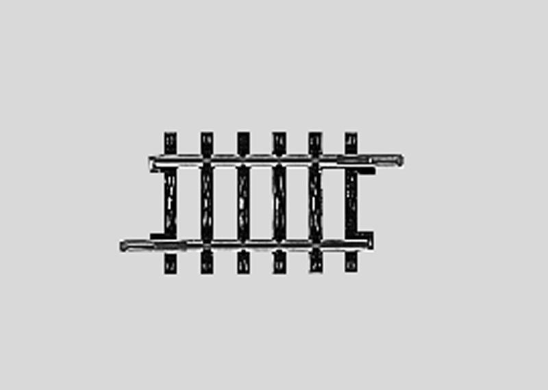 lagerBRak räls 45 mm, Märklin