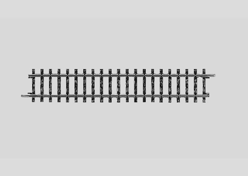 lagerBRak räls 156 mm, Märklin