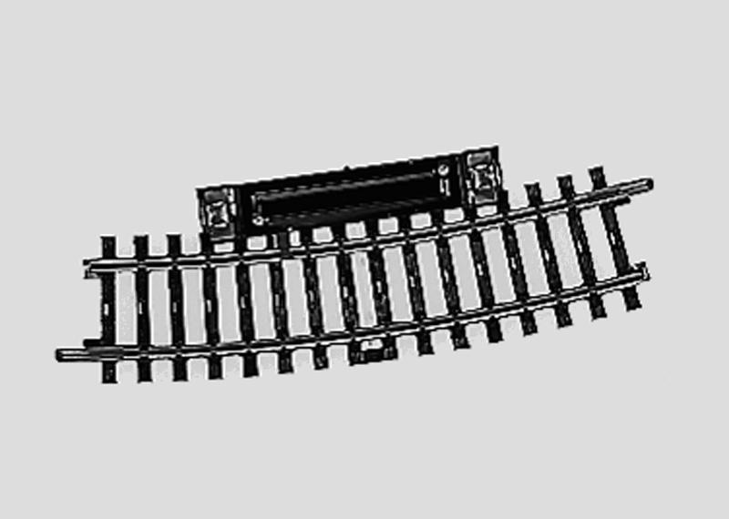 lagerBSchaltgleis r424,6mm,15 G, Märklin