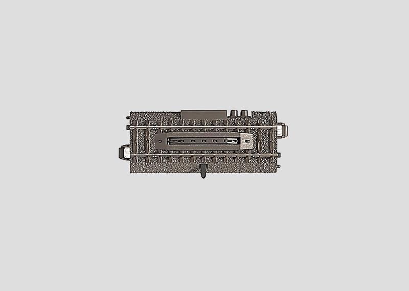 lagerBAvkopplingsskena 94,2 mm, Märklin