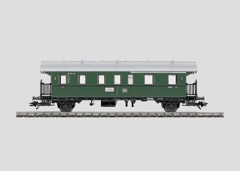 lagerBPersonvagn 1./2.Kl. DB, Märklin