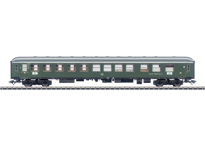 lagerBPersonvagn 2.Kl. DB, Märklin