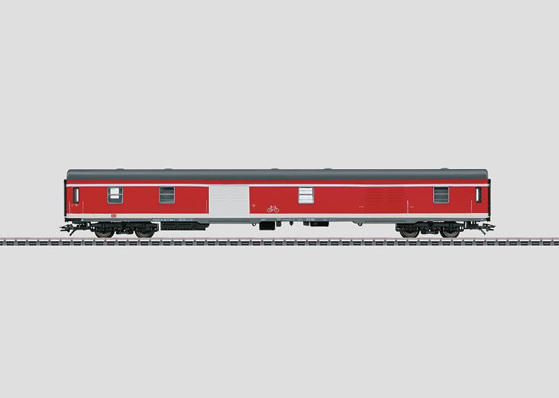 lagerBagagevagn Dduu 498.1 DB, Märklin