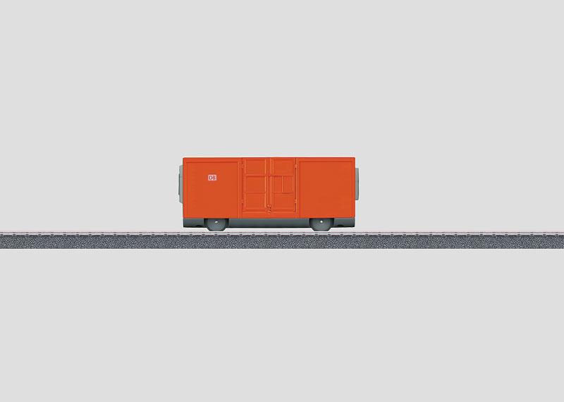 lagerOffener Güterwagen (Magne, Märklin