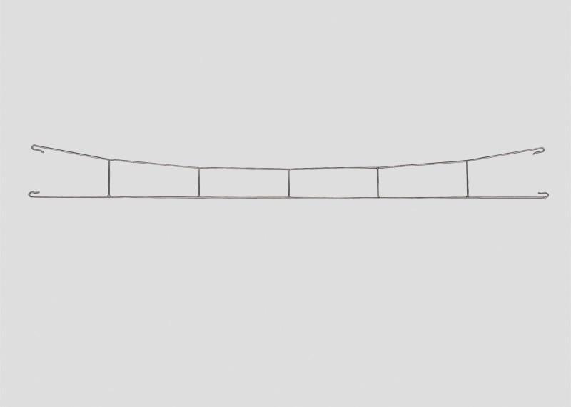 lagerBKontaktledning 203mm, Märklin