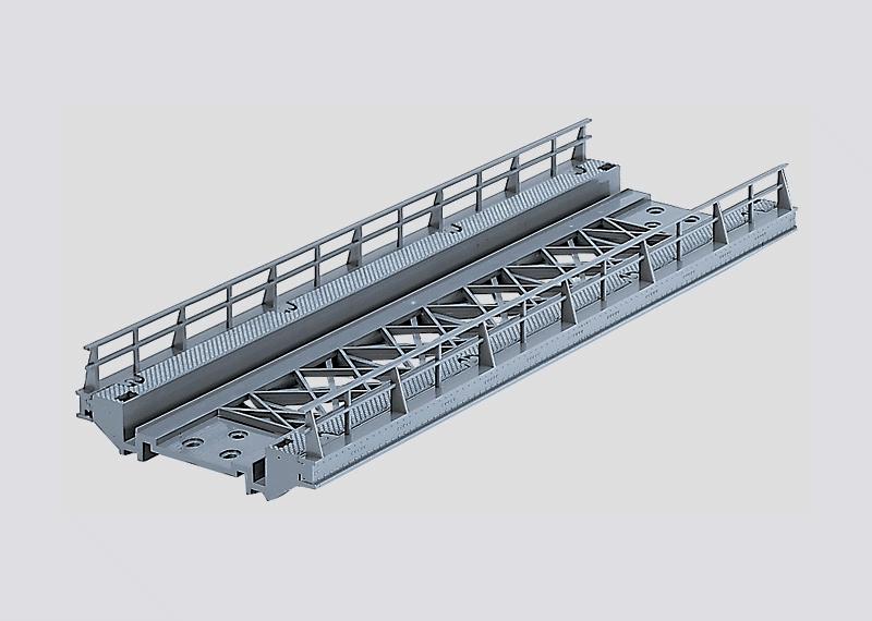 Rak bro 180 mm, Märklin