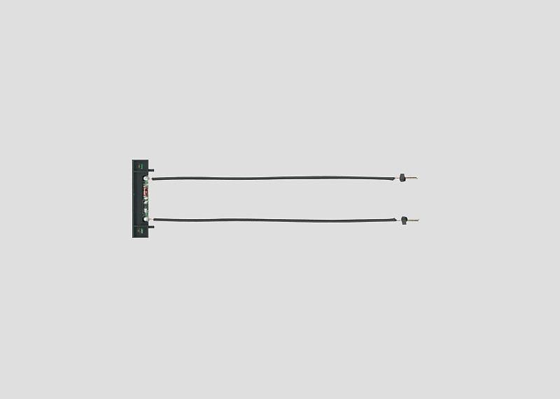 lagerWSlutbelysning LED, Märklin