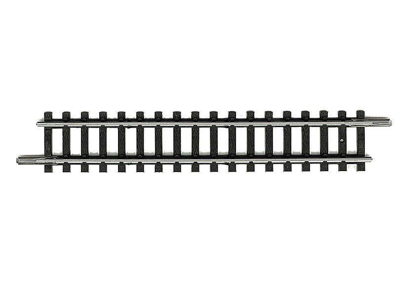 lagerxRak räls 76,3 mm, Trix/Minitrix