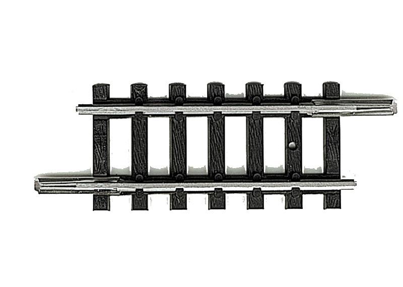 lagerxRak räls 33,6 mm, Trix/Minitrix