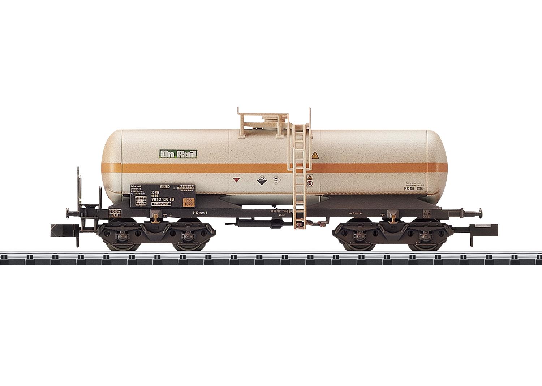 lagerNTankvagn On Rail DB, Trix/Minitrix