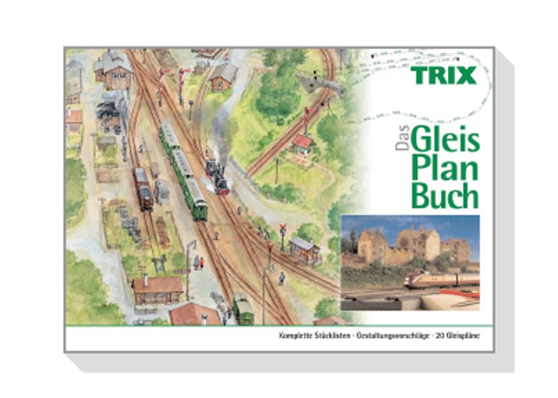 lagerGleisplanbuch Trix C-Glei, Trix/Minitrix