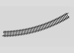 Böjd räls .r618,5 mm