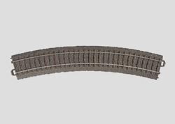 Böjd räls r437,5 mm