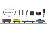 Startsats V5 Green Cargo