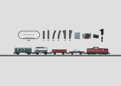 Startsats Diesellok V80