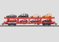 Biltransportvagn DDm DB
