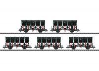 Muldenkippwagen-set