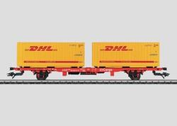 Cont.vagn Lgns570 DHL