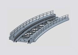 Böjd bro R1 360 mm