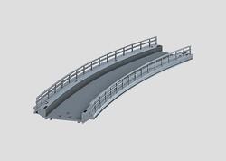 Böjd bro r 437,5