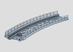 Böjd bro R2 424,6mm