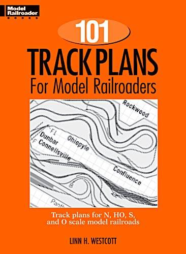 lagerx101 Track plans for MRR, Kalmbach