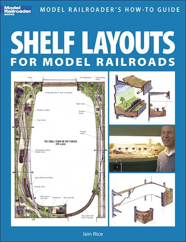 Shelf Layouts for MRR, Kalmbach