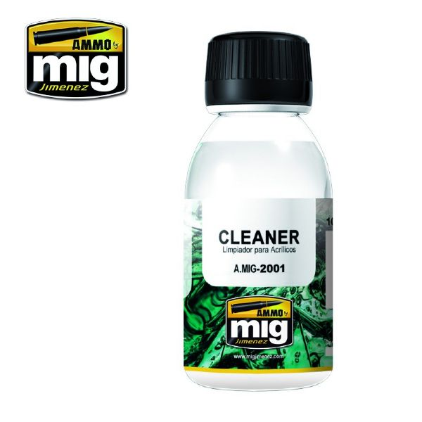 CLEANER (100 mL), Ammo MIG