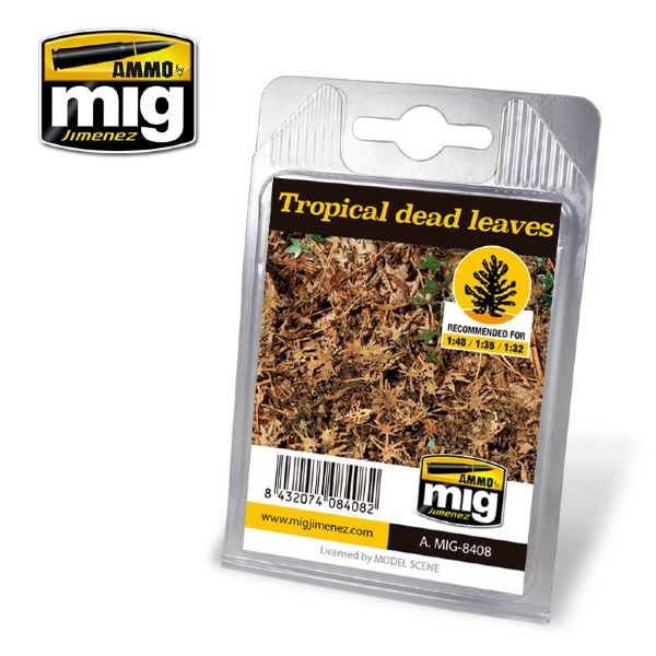lagerTROPICAL LEAVES, Ammo MIG
