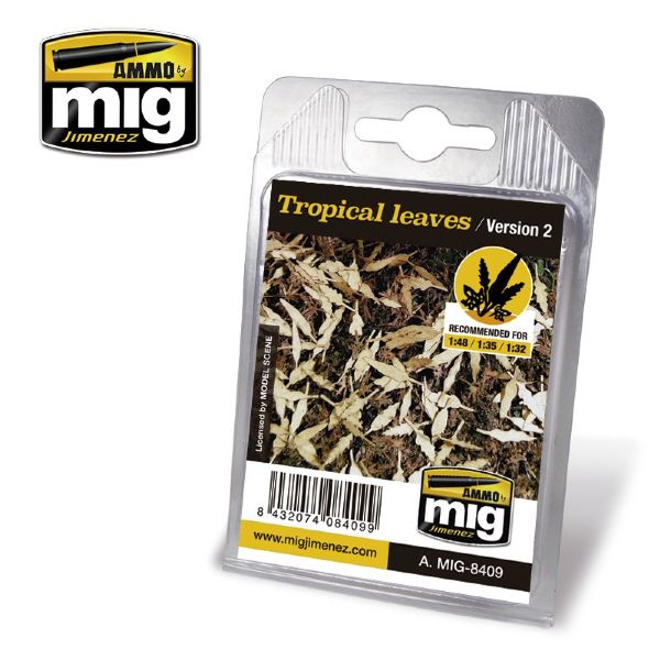 TROPICAL LEAVES (VERSION, Ammo MIG