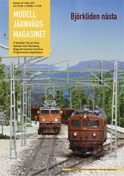 MJ-Magasinet 36, Tidningar